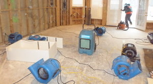 Air Movers for Water Damage Norden Crew