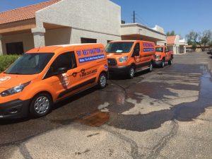 Water Cleanup Fleet