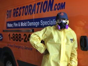911 Restoration- Crime Scene Cleanup -Truckee